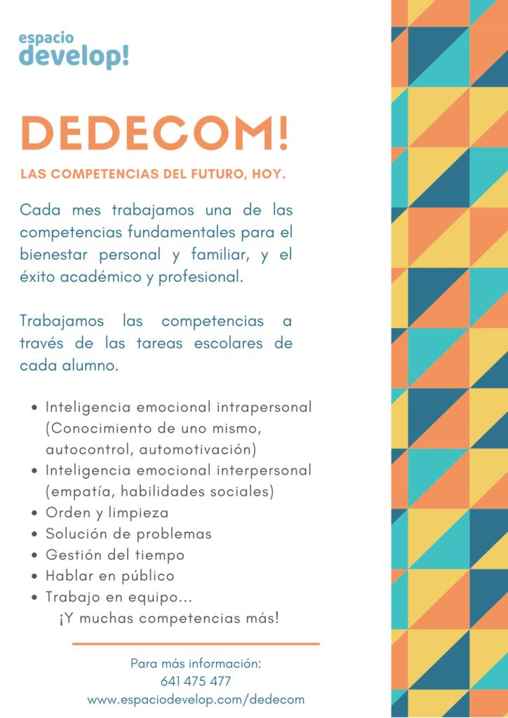 Programa Dedecom